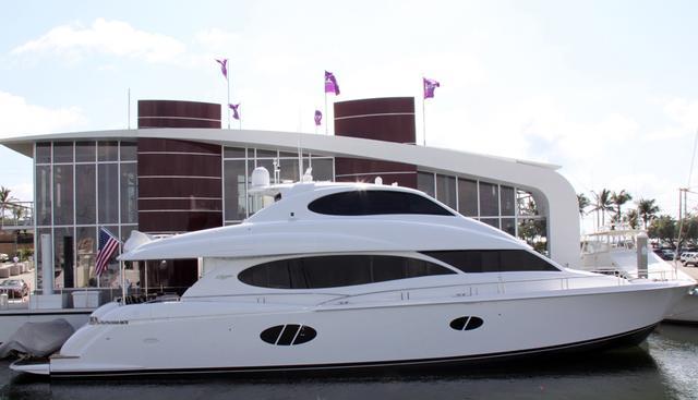 Janet Charter Yacht