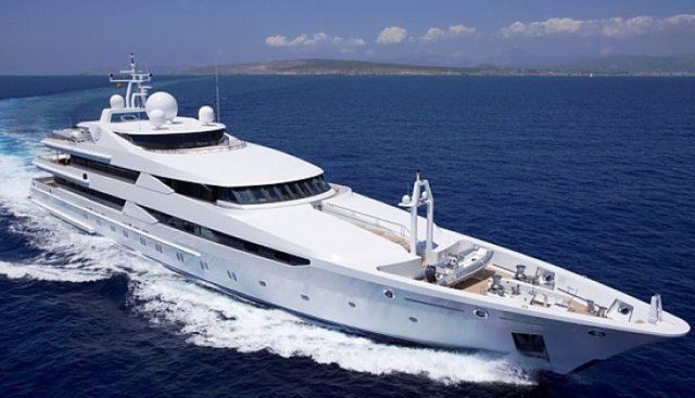 Yasmine Of The Sea Charter Yacht