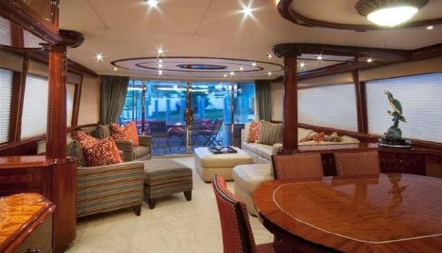 Melvinville III Charter Yacht - 8