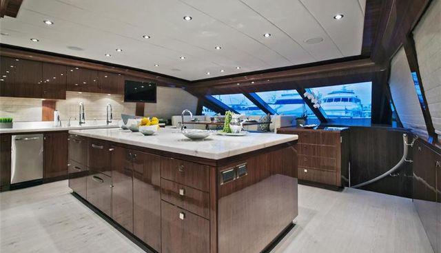 Team Galati Charter Yacht - 6
