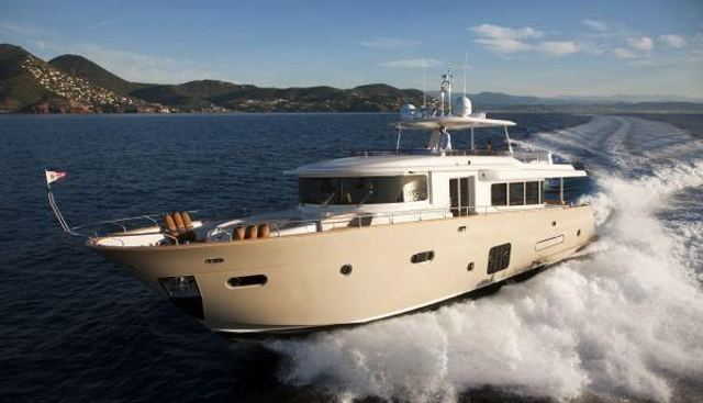 Sea Rods Charter Yacht
