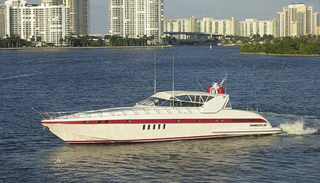 Rosso Charter Yacht - 2