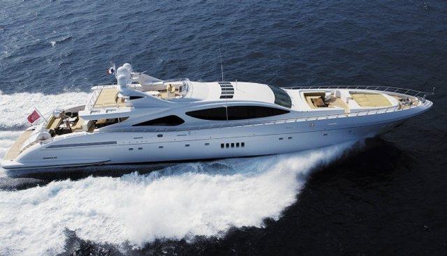 Sea Pearl Charter Yacht