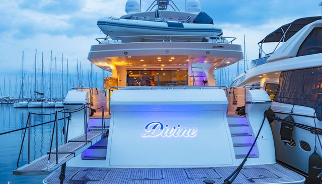 Divine Charter Yacht - 5