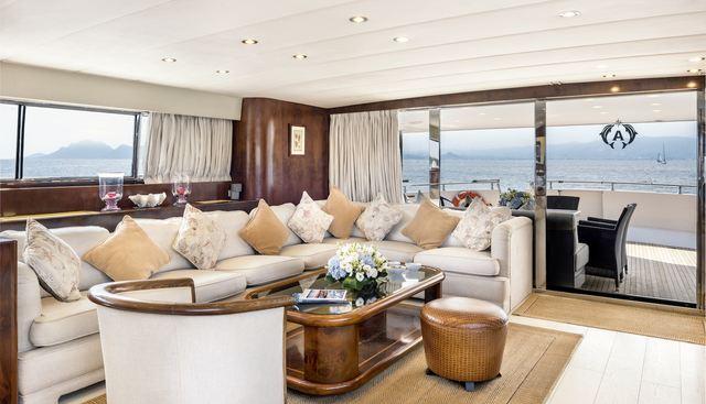 Antisan Charter Yacht - 8
