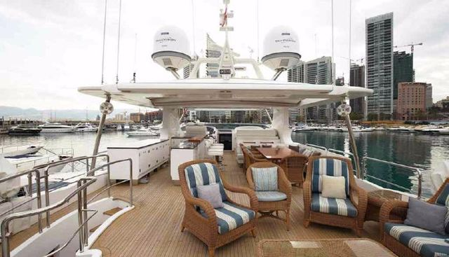 Al Bouchra Charter Yacht - 2