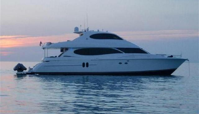Melvinville III Charter Yacht
