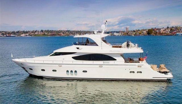 Bella Sogno Charter Yacht