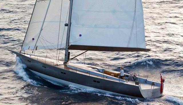 Aegir Charter Yacht