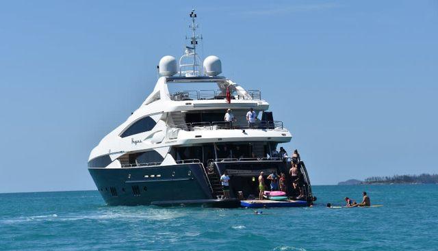 Nancy-Jean Charter Yacht - 5