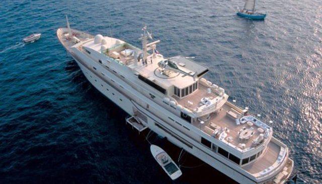 Kingdom 5KR Charter Yacht - 5