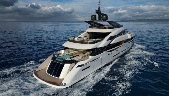 ISA Gran Turismo 45/ 01 Charter Yacht - 2