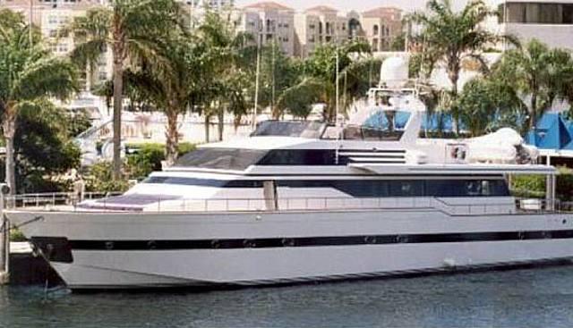 Cipango  Charter Yacht