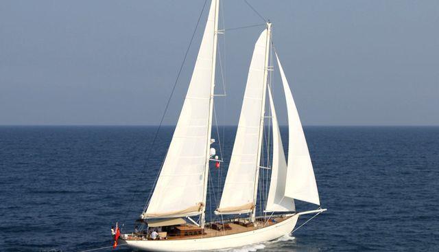 Shindela Charter Yacht - 3