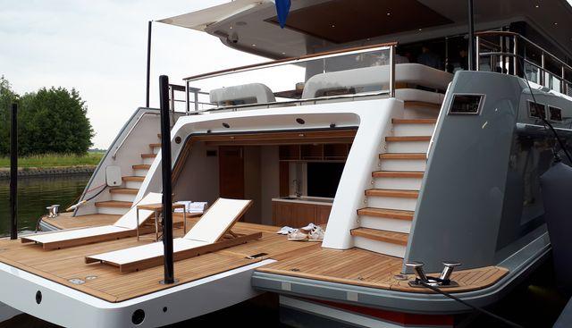 Mana I Charter Yacht - 4