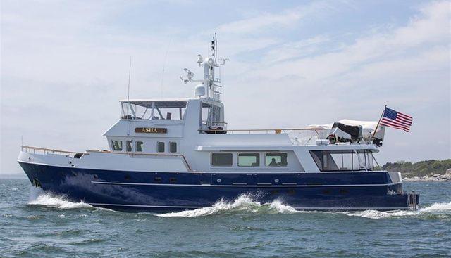 Myu Charter Yacht