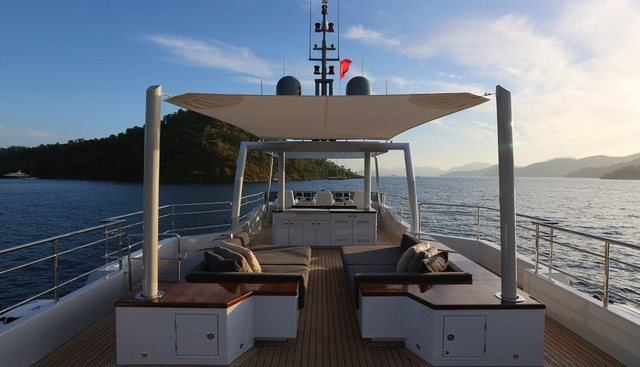 Only Now Charter Yacht - 3