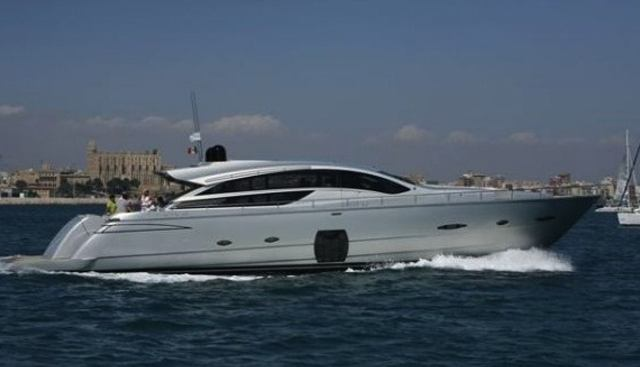 For Ever Charter Yacht
