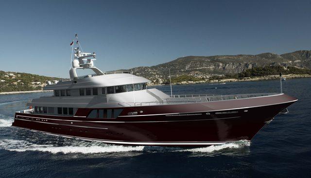 Qing Charter Yacht