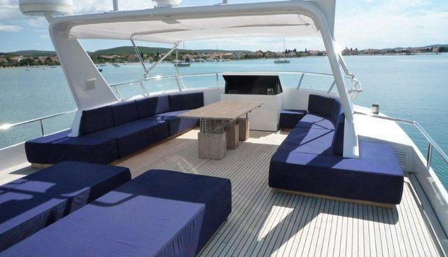 Fabienne Charter Yacht - 3