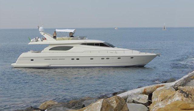 Celine Charter Yacht - 3