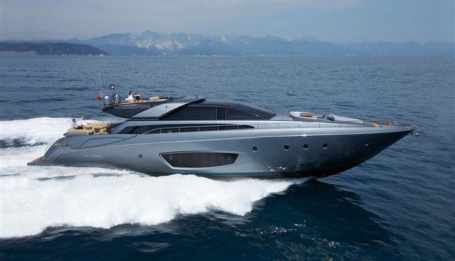 Shake n Bake II Charter Yacht