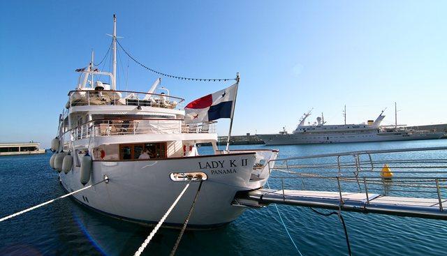 Lady K II Charter Yacht - 5