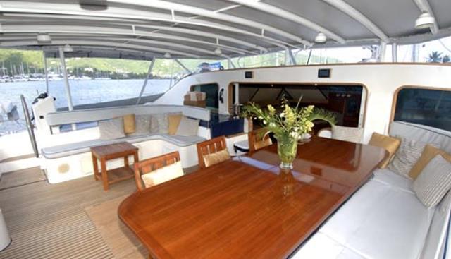 Marmot Charter Yacht - 7
