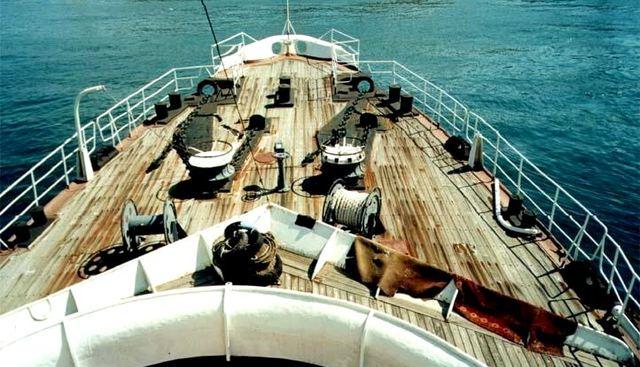 Angara Charter Yacht - 4