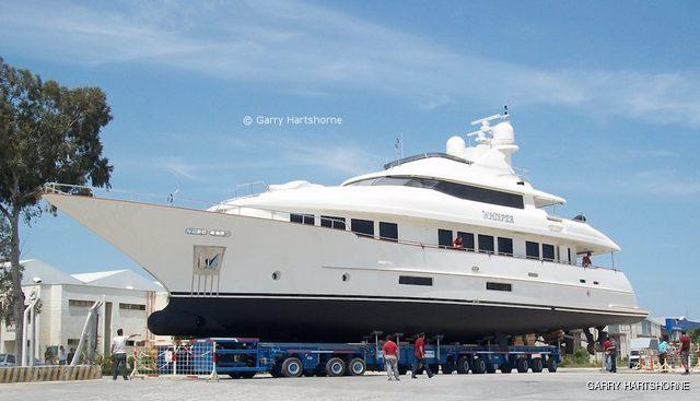 Whisper Charter Yacht - 2