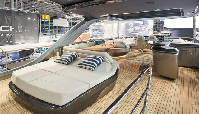 Princess Y85/502 Charter Yacht - 5
