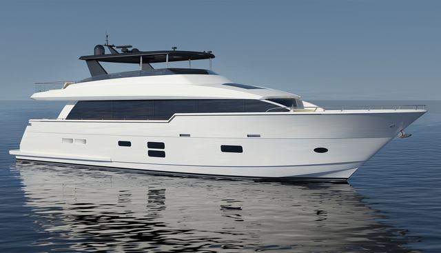 Jetstream Charter Yacht
