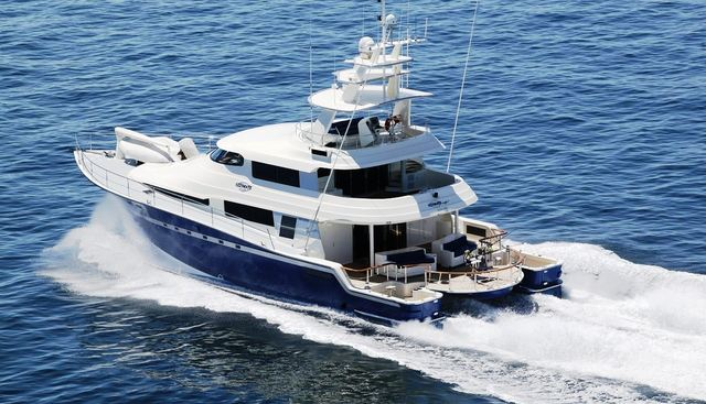 Ultimate Lady Charter Yacht - 6