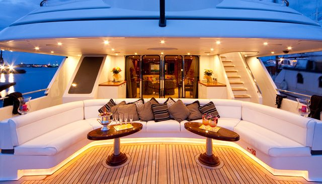 Lady Anastasia Charter Yacht - 2
