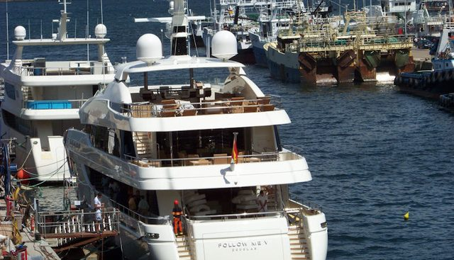 Follow Me V Charter Yacht - 4