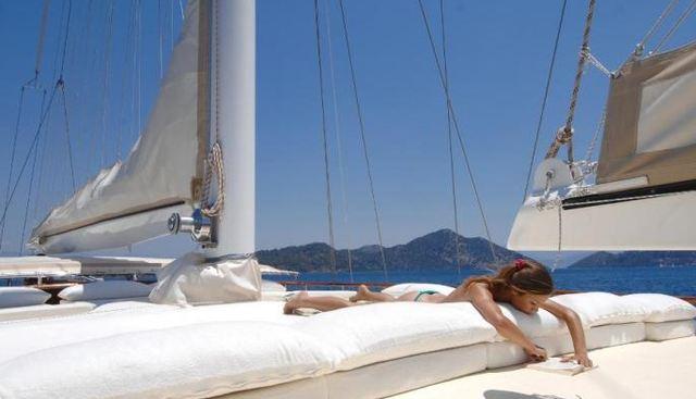 Goleta I Charter Yacht - 8