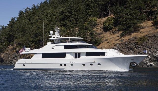 Tireless Charter Yacht