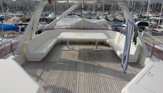 Bristol II Charter Yacht - 4
