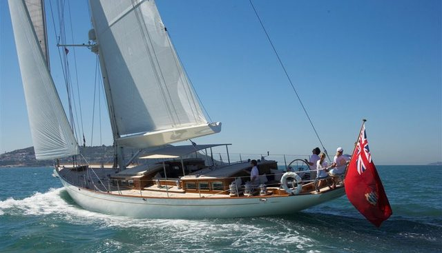 Kealoha Charter Yacht - 2