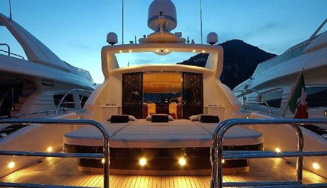 Tobeka Charter Yacht - 3