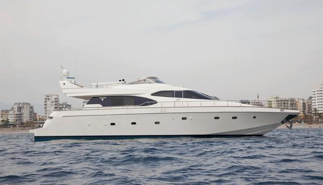 Aegean Eagle Charter Yacht - 2