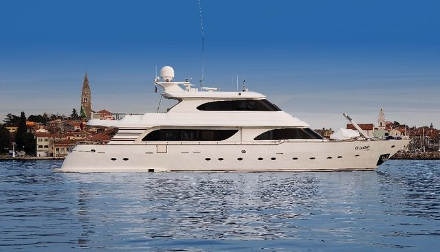 Princess Anna Dukaj Charter Yacht - 3