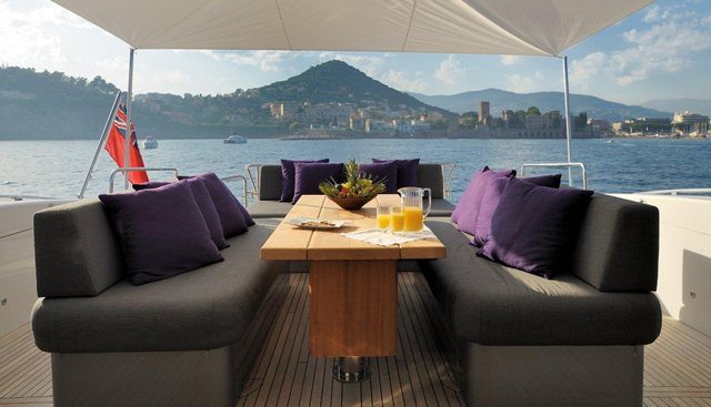 Something About Meri Charter Yacht - 3