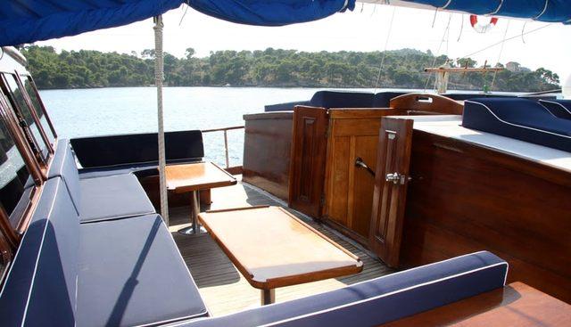 Perla Charter Yacht - 7