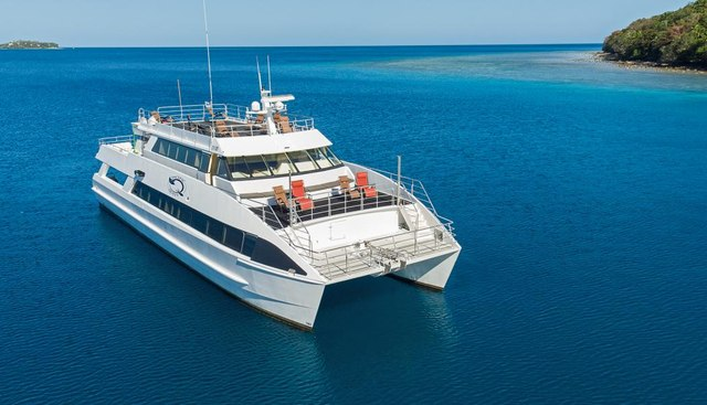 Pacific Quest Charter Yacht - 2