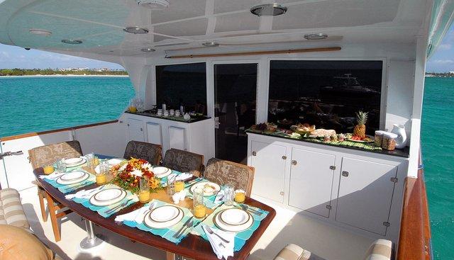 Kaleen Charter Yacht - 4