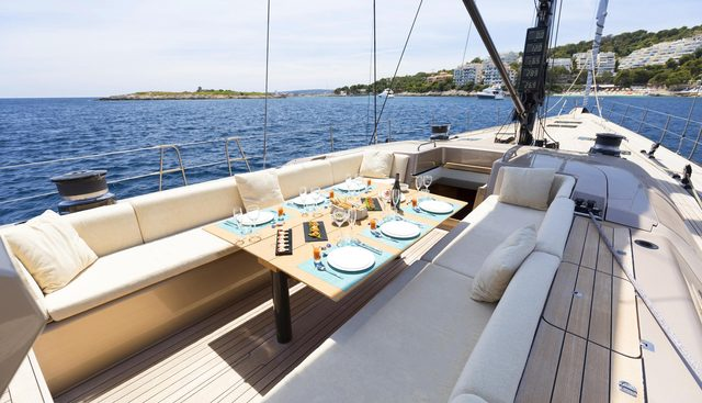 Wally Love Charter Yacht - 4