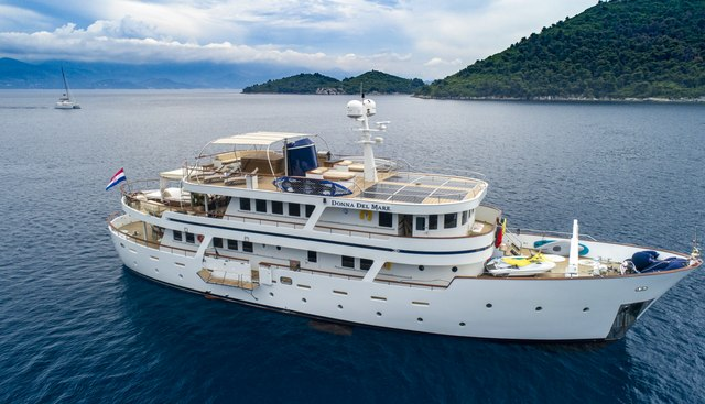 Donna Del Mare Charter Yacht