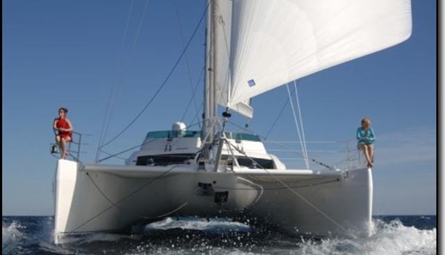 Sur L'eau Charter Yacht - 3