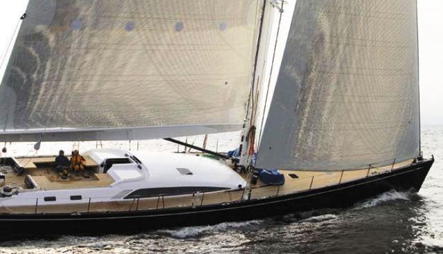 Aquarius Alfa Charter Yacht